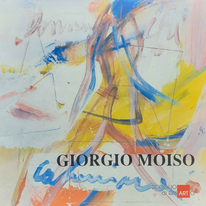 Giorgio Moiso - Donna che cammina